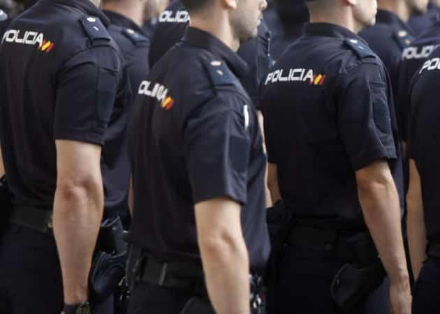 Preparación a la Policía Nacional en DEPOL