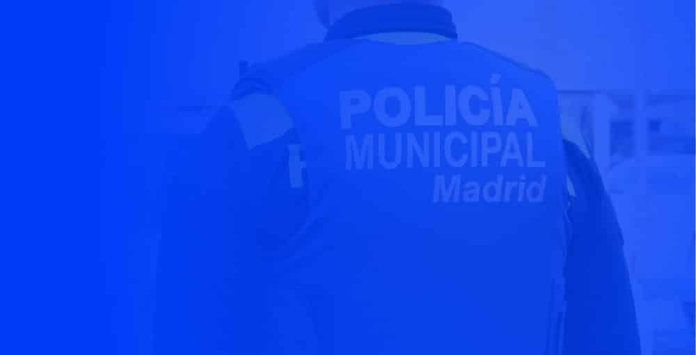 NUEVO ORGANIGRAMA DE LA POLICÍA MUNICIPAL DE MADRID