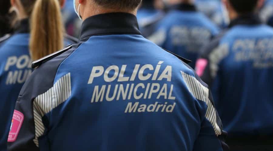 Ingreso Policía Municipal. Imagen